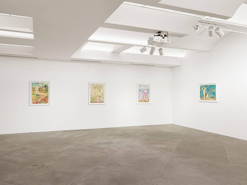 Christine Park Gallery Vangelis Pliarides 4