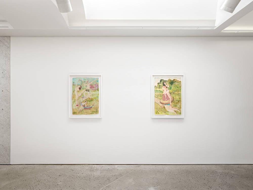 Christine Park Gallery Vangelis Pliarides 5