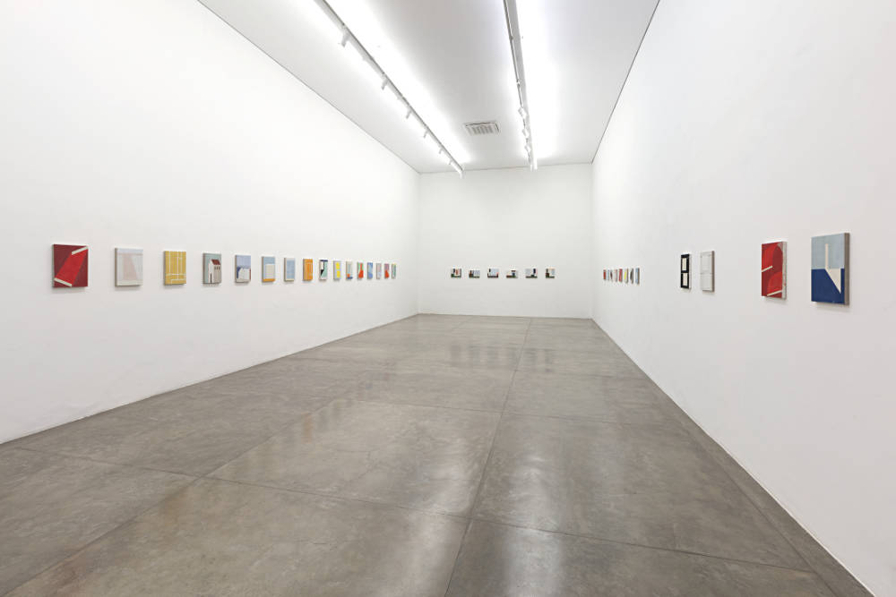 Galeria Nara Roesler Sao Paulo Fabio Miguez 1