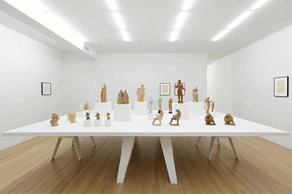 Galerie Buchholz Elie Nadelman 4