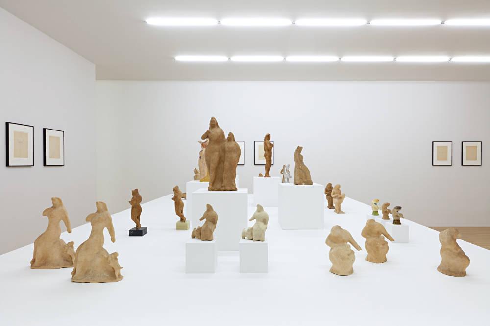 Galerie Buchholz Elie Nadelman 5