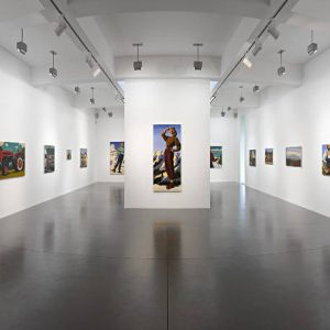 Kenton Nelson: New Work @Galerie Nikolaus Ruzicska, Salzburg  - GalleriesNow.net