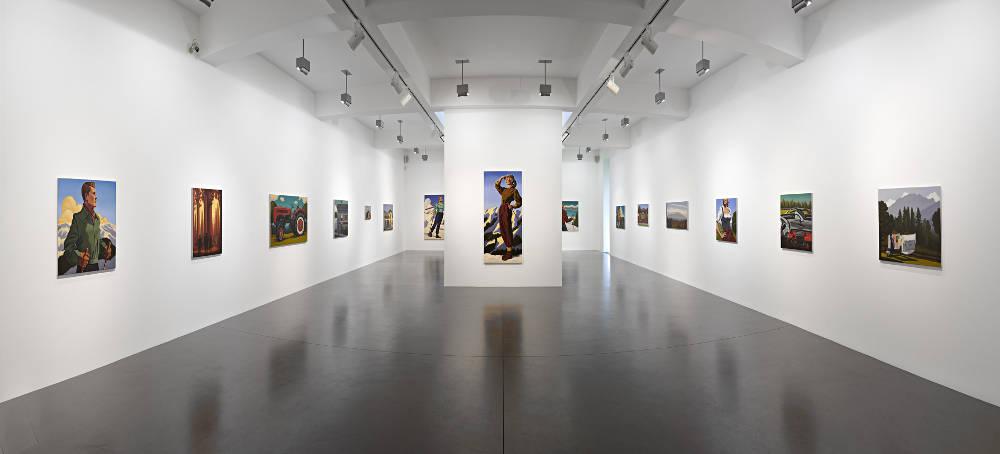 Galerie Nikolaus Ruzicska Kenton Nelson 2018 1