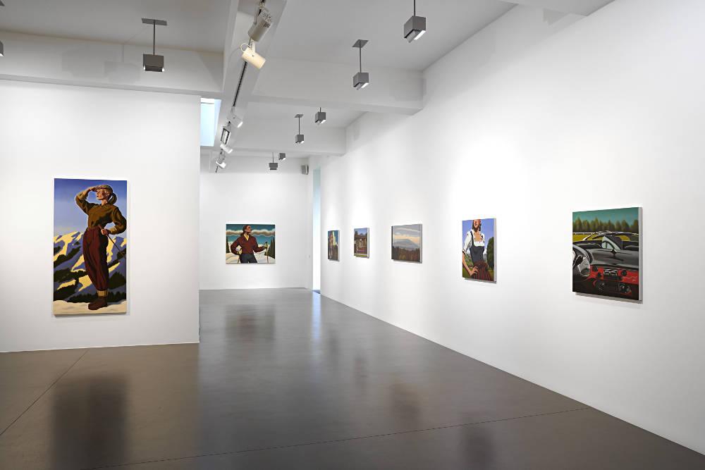 Galerie Nikolaus Ruzicska Kenton Nelson 2018 2