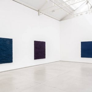 Jason Martin: New Pigments @Galerie Thaddaeus Ropac, Marais, Paris  - GalleriesNow.net