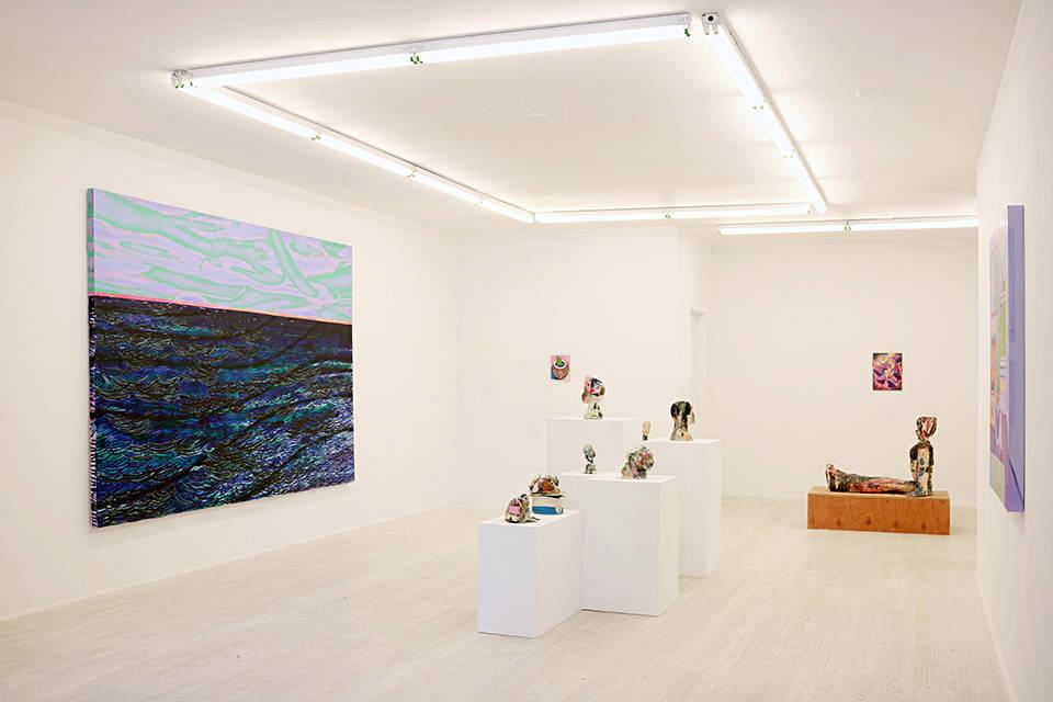 Halsey McKay Gallery Hope Gangloff Jennie Jieun Lee 1