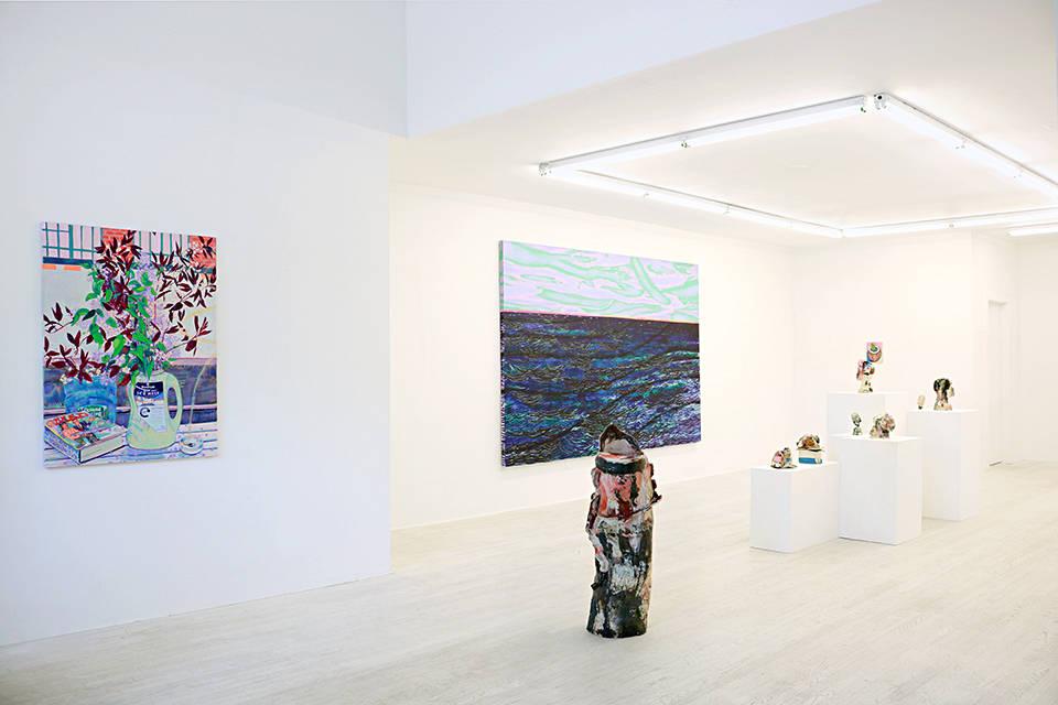 Halsey McKay Gallery Hope Gangloff Jennie Jieun Lee 2