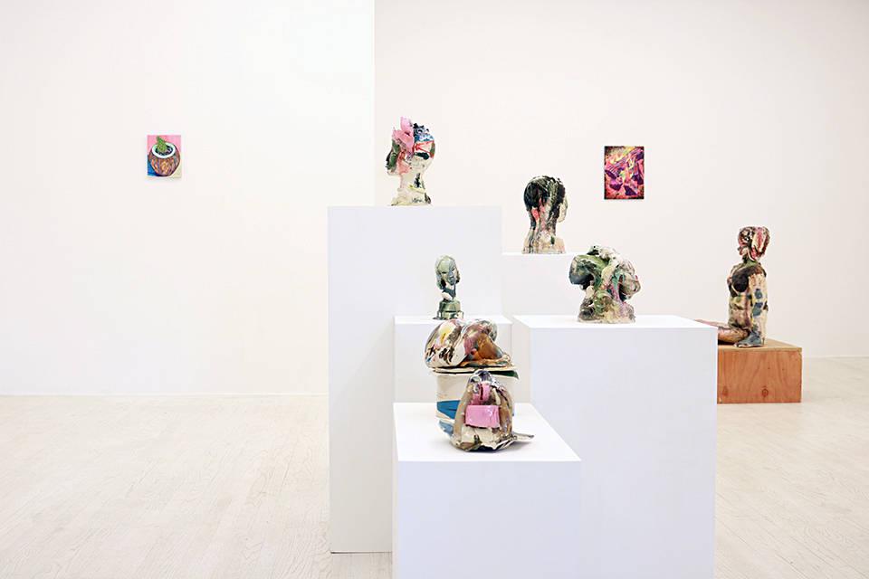 Halsey McKay Gallery Hope Gangloff Jennie Jieun Lee 4