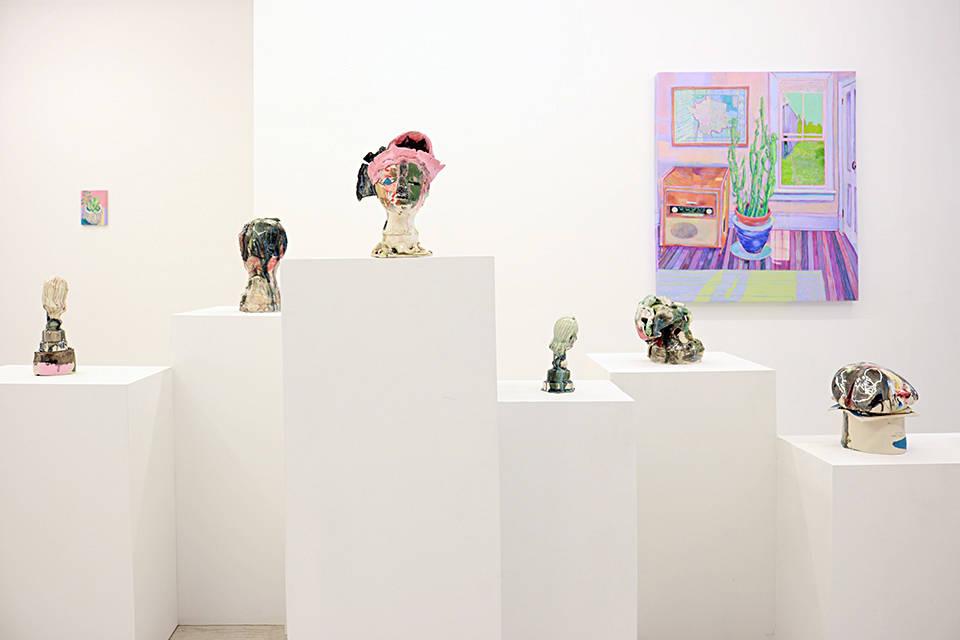 Halsey McKay Gallery Hope Gangloff Jennie Jieun Lee 6