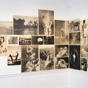 AKTION: Conceptual Art And Photography (1960 - 1980) @Richard Saltoun, London  - GalleriesNow.net