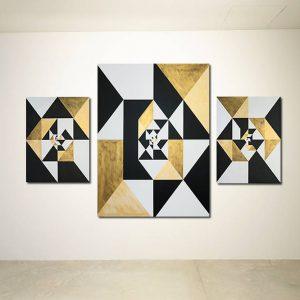 Isauro Huizar: The origin arises from the boundaries @Chalton Gallery, London  - GalleriesNow.net