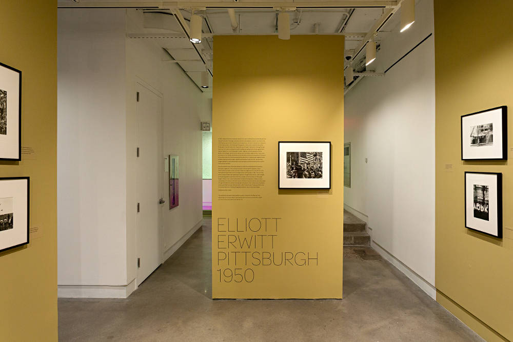 ICP Museum Elliott Erwitt 1
