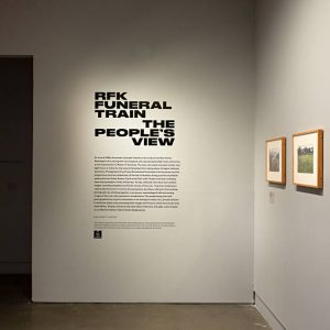 RFK Funeral Train: The People's View @International Center of Photography (ICP) Museum, New York  - GalleriesNow.net