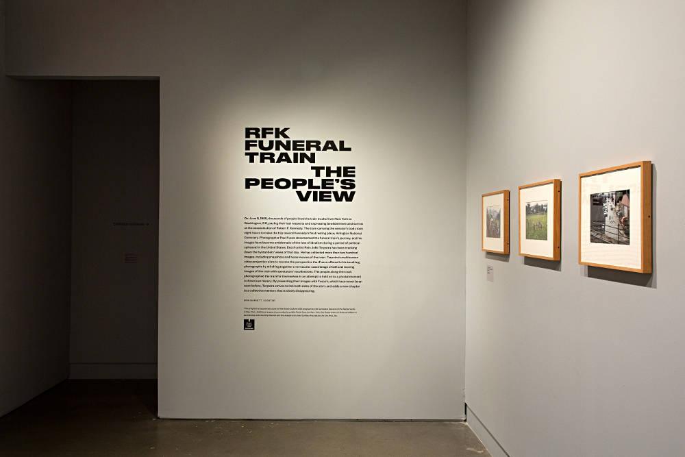ICP Museum RFK Funeral Train 1