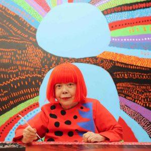 Yayoi Kusama @Victoria Miro, London  - GalleriesNow.net