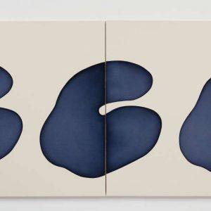 Landon Metz: Asymmetrical Symmetry @Sean Kelly Gallery, New York  - GalleriesNow.net