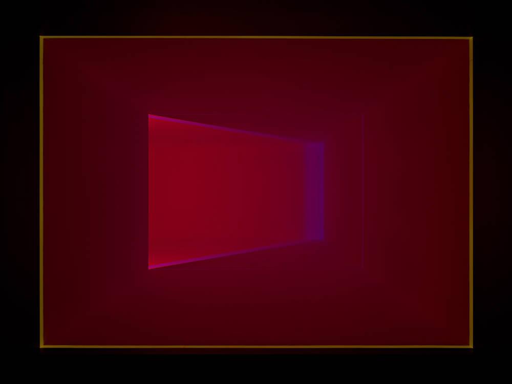 Levy Gorvy New York Depth Perception James Turrell 1