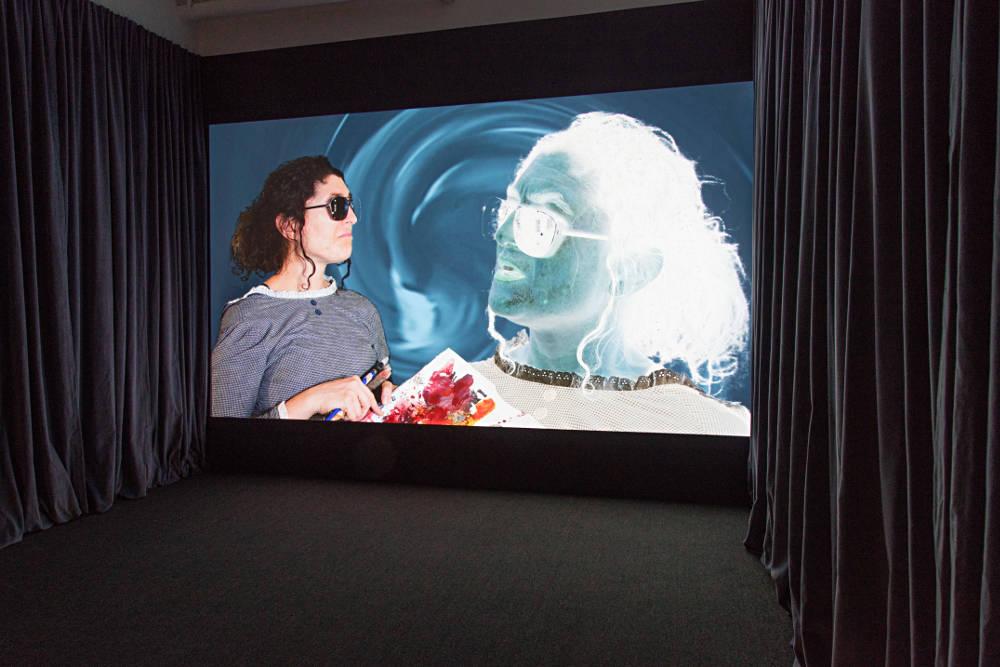 Lisson Gallery 10th Av New York Tony Oursler 4