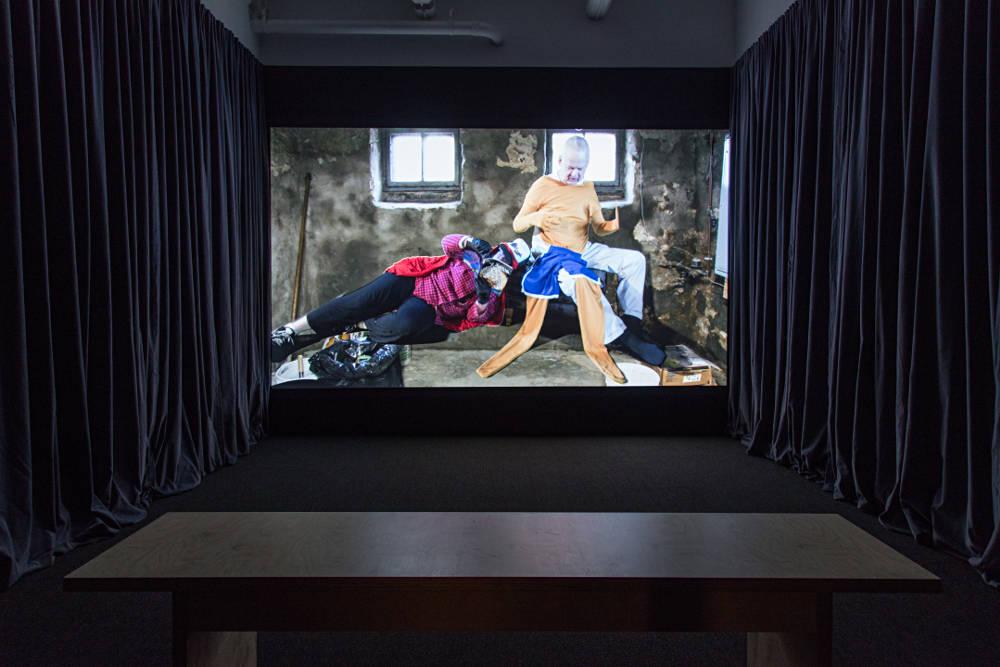 Lisson Gallery 10th Av New York Tony Oursler 5
