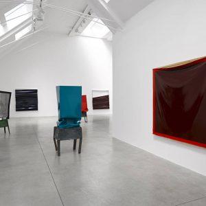 Angela de la Cruz: Bare @Lisson Gallery, London  - GalleriesNow.net