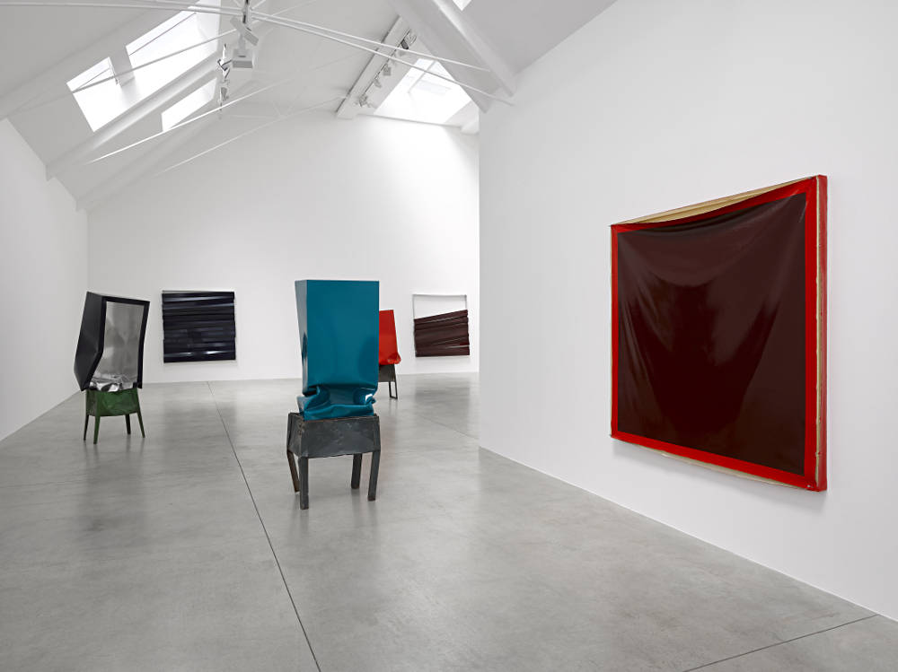Lisson Gallery London Angela de la Cruz 1