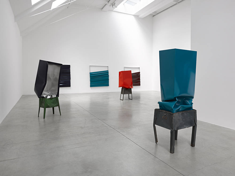 Lisson Gallery London Angela de la Cruz 2