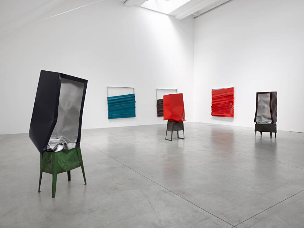Lisson Gallery London Angela de la Cruz 3