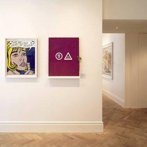 Reflections on Pop @Lyndsey Ingram, London  - GalleriesNow.net