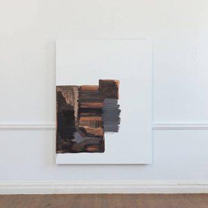 Michael Krebber @Morena di Luna, Hove  - GalleriesNow.net