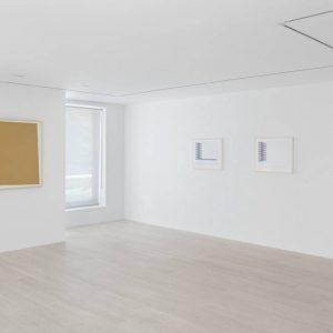 Flavin, Judd, Mangold, Wilmarth, Yun @Mignoni Gallery, New York  - GalleriesNow.net