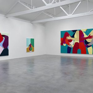 True Colours: Helen Beard, Sadie Laska, Boo Saville @Newport Street Gallery, London  - GalleriesNow.net