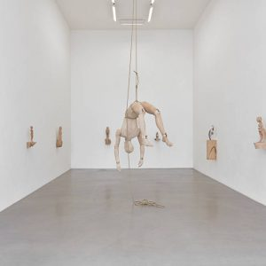 Paloma Varga Weisz: Wild Bunch @Sadie Coles HQ Davies Street, London  - GalleriesNow.net