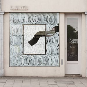 Milly Peck: The Slip. Summer Window Installation @Tintype, London  - GalleriesNow.net