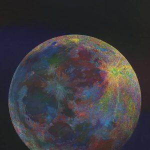 Wang Yuyang: The Moon @Massimo De Carlo, Hong Kong, Hong Kong  - GalleriesNow.net