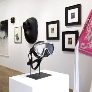 Mask @kamel mennour, London, London  - GalleriesNow.net