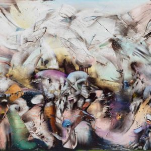 Ali Banisadr: The World Upside Down @Blain|Southern, Potsdamer Str., Berlin  - GalleriesNow.net