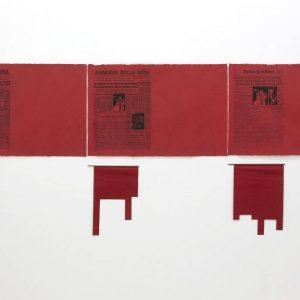 Antonio Dias: Ta Tze Bao @Galeria Nara Roesler New York, New York  - GalleriesNow.net
