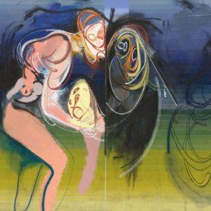 Daniel Richter: I Should Have Known Better @Galerie Thaddaeus Ropac, London, London  - GalleriesNow.net