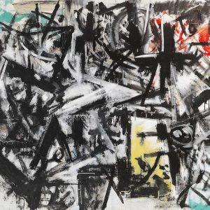 Emilio Vedova: Historical Survey @Galerie Thaddaeus Ropac, Marais, Paris  - GalleriesNow.net
