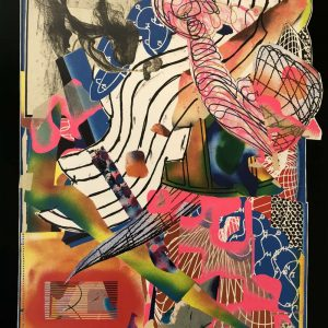Frank Stella: Selected Prints from the Moby Dick Series @Anders Wahlstedt Fine Art, New York  - GalleriesNow.net
