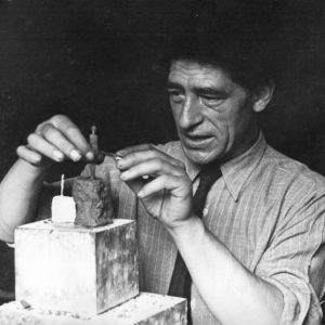 Intimate Immensity: Alberto Giacometti Sculptures, 1935 - 1945 @Luxembourg & Dayan New York, New York  - GalleriesNow.net
