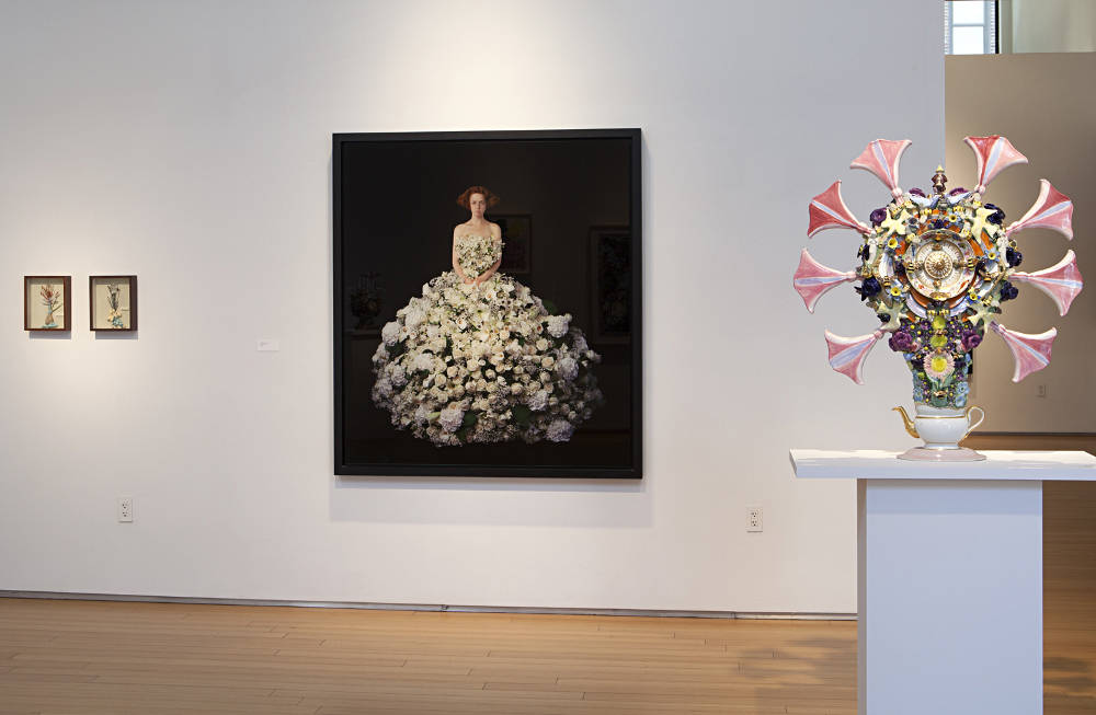Nancy Hoffman Gallery Flowering 2
