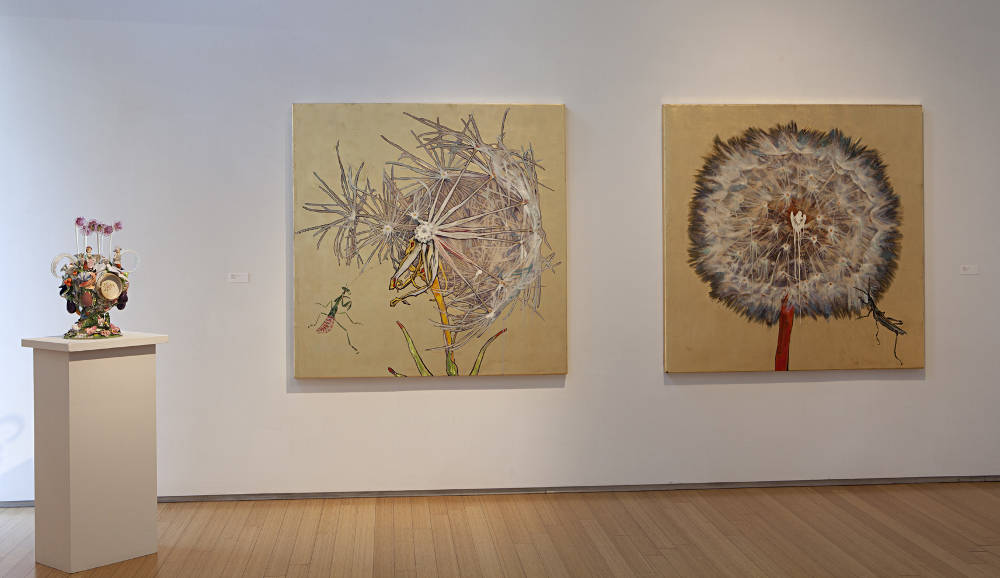 Nancy Hoffman Gallery Flowering 5