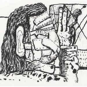 Philip Guston: The Last Lithographs @Timothy Taylor, New York  - GalleriesNow.net