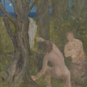 Pierre Puvis de Chavannes: Paintings and Works on Paper @Michael Werner Gallery, Mayfair, London  - GalleriesNow.net