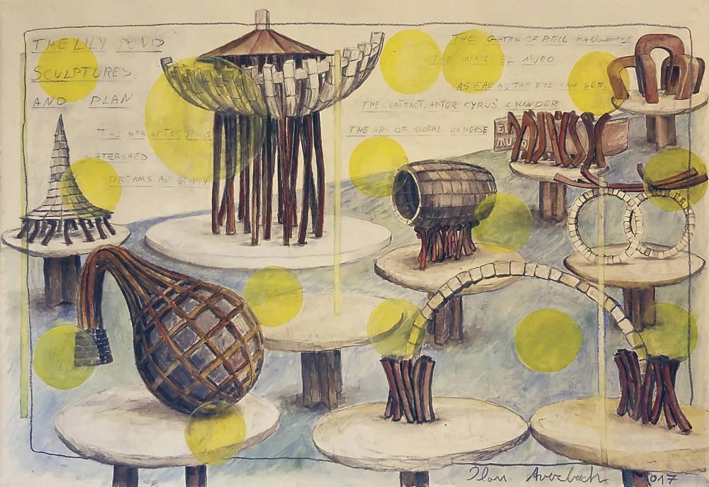 Sculptors and their Drawings Nancy Hoffman