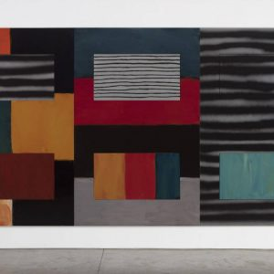Sean Scully: Uninsideout @Blain|Southern, Hanover Sq, London  - GalleriesNow.net