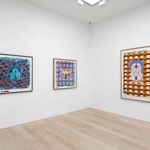 Joe Tilson at 90 @Alan Cristea Gallery, London  - GalleriesNow.net