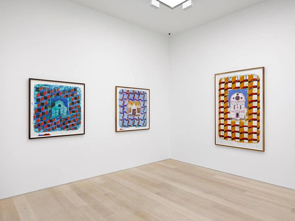 Alan Cristea Gallery Joe Tilson at 90 1
