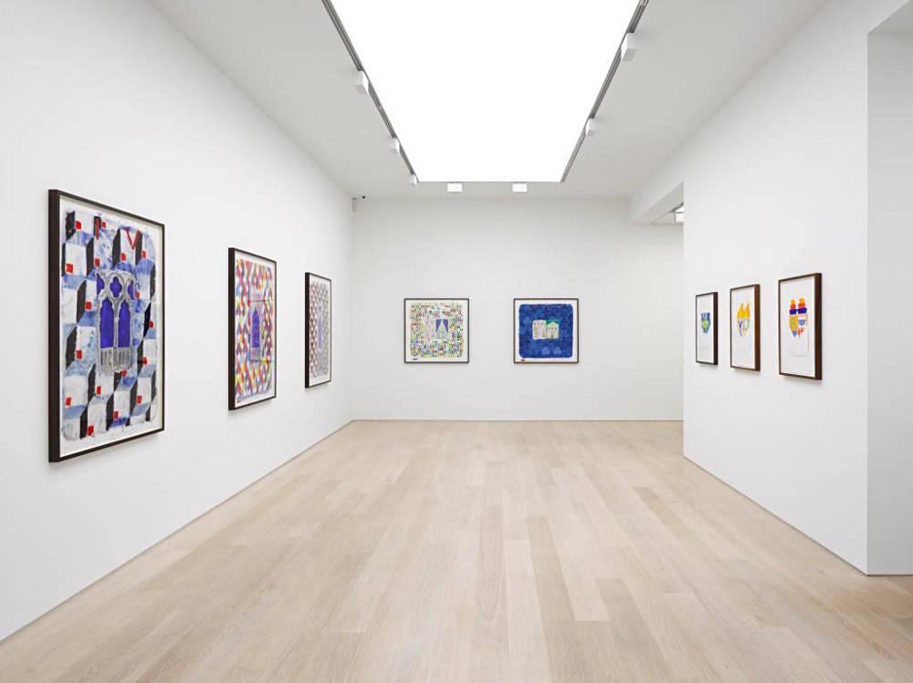 Alan Cristea Gallery Joe Tilson at 90 2